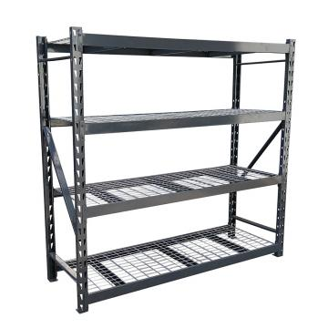 Easily Clean Adjustable Metal Wire Garage Shelf