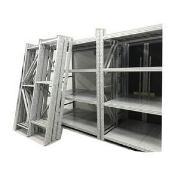 Commercial Q235 Steel Plate Wide Span Shelving Food Industrial Storage