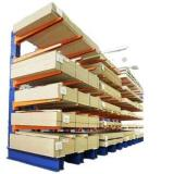 Industrial Shelving Cantilever Racking and Shelving / Commercial Cantilever Shelving / ...